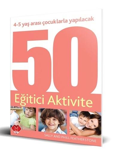 Mikado 4-5 Yaş Çocuklarla Yapılacak 50 Eğitici Aktivite Renkli